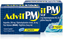 Save on Advil PM Products